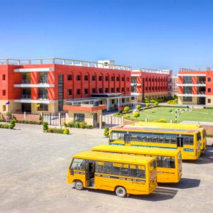 Moga Devi Memorial School at Hissar