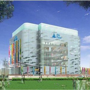Proposed Mall  & Hotel Bulandshahr